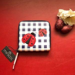 New ladybug wallet